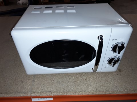 Lot 12692 TOWER 800W MICROWAVE - WHITE