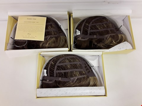 Lot 613 LOT OF 3 ASSORTED GABOR WIGS