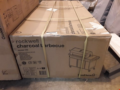 Lot 9093 BOXED ROCKWELL CHARCOAL BARBECUE PARTS (1 BOX)