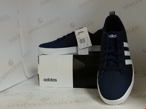 Lot 16088 BOXED PAIR OF DESIGNER ADIDAS TRAINERS - UK SIZE 8.5
