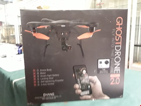 Lot 1005 EHANG GHOST DRONE 2.0  RRP £899.99