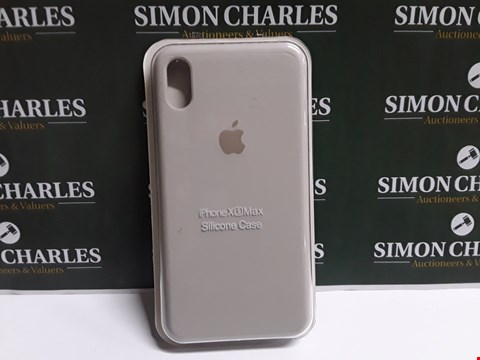 Lot 342 SILICONE CASE FOR IPHONE XS MAX