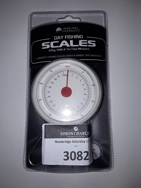 Lot 5018 ANGLING PURSUITS DAY FISHING SCALES