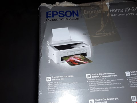 Lot 158 2X EPSON XP-247 WIFI PRINTERS