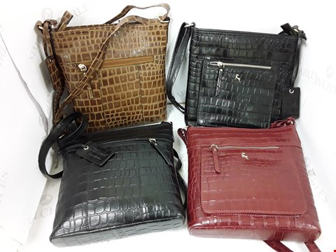 Lot 901 LOT OF APPROXIMATELY 6 ASSORTED ASHWOOD FAUX LEATHER BAGS