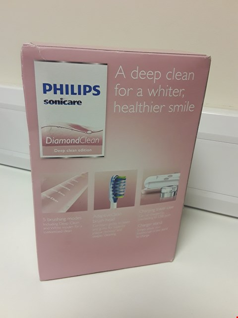 Lot 1420 BOXED & SEALED PHILIPS SONICARE CORDLESS TOOTHBRUSH