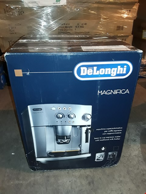 Lot 1046 DELONGHI MAGNIFICA BEAN TO CUP COFFEE MACHINE