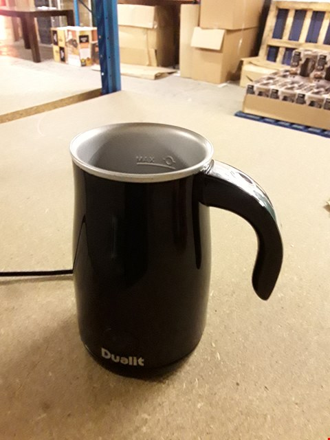 Lot 800 DUALIT MILK FROTHER