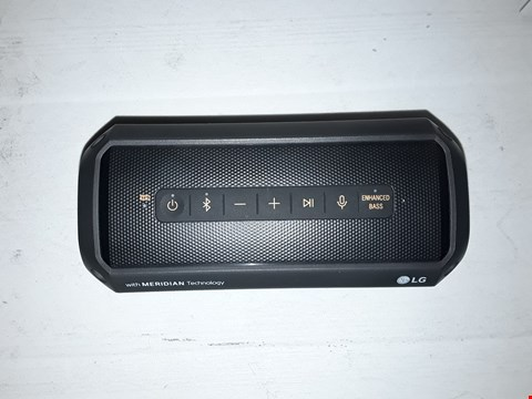 Lot 12150 LG PK3 XBOOM GO BLUETOOTH PARTY SPEAKER