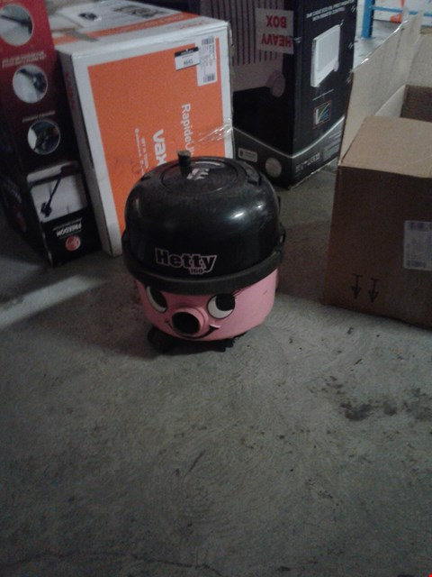 Lot 4634 NUMATIC HENRY HETTY ORIGINAL VACUUM CLEANER
