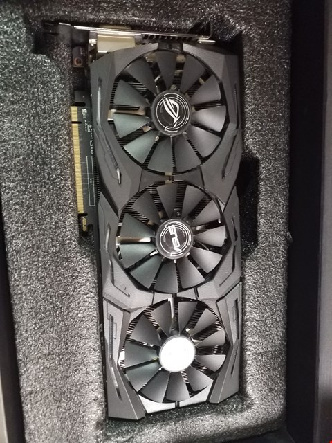 Lot 397 ASUS RADEON RX480 GRAPHICS CARD