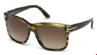 Lot 243 BRAND NEW TOM FORD MALE SUNGLASSES FT0376 98K 58 RRP £245