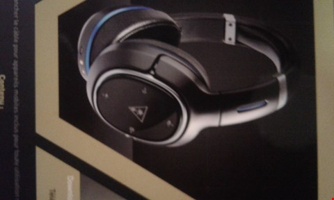 Lot 196 TURTLE BEACH ELITE 800 GAMING HEADSET