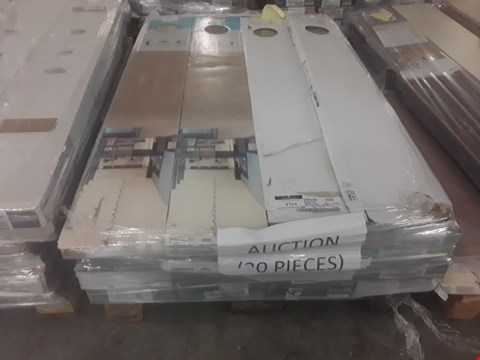 Lot 102 PALLET OF APPROXIMATELY 20 PACKS OF LAMINATE FLOORING