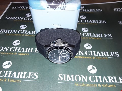 Lot 16 BOXED FOSSIL WATCH