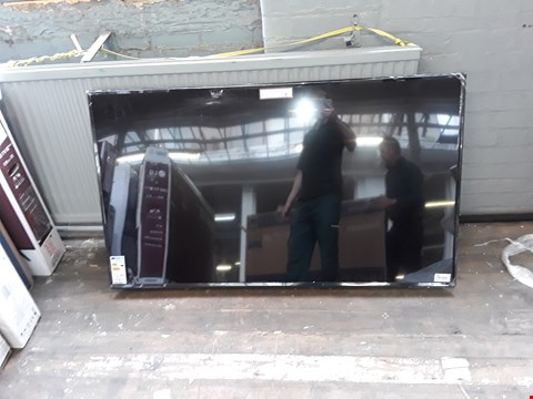 "Lot 1112 LG 65"" UHD TV - DAMAGED"