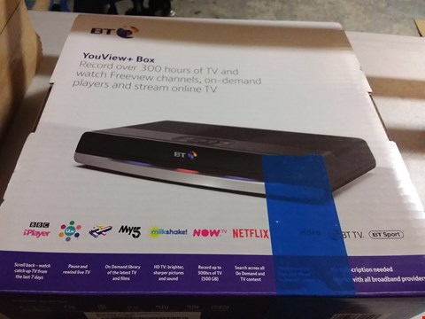 Lot 12024 BT YOUVIEW+ BOX