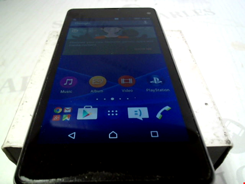 Lot 6077 SONY XPERIA Z1 COMPACT ANDROID SMARTPHONE