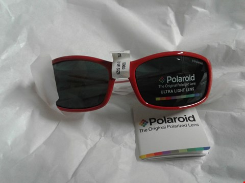 Lot 1539 BRAND NEW POLAROID BOY'S RECTANGULAR SUNGLASSES RRP £52