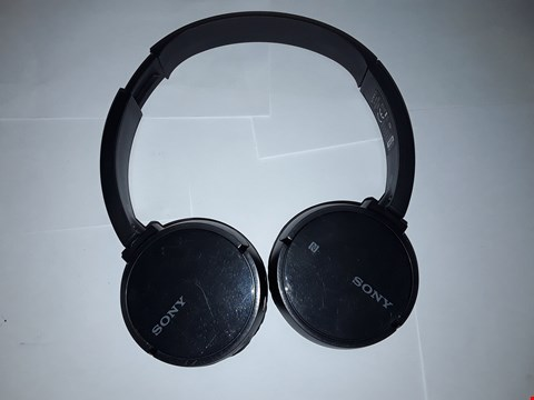 Lot 5099 SONY WHCH500 WIRELESS HEADPHONES