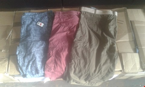 Lot 7031 APPROXIMATELY 21 X MIXED MENS SHORTS - ASSORTED COLOURS