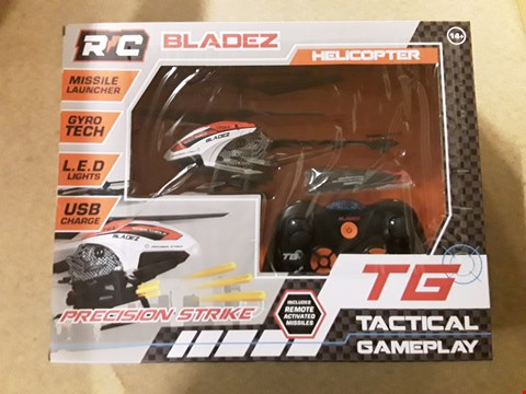 Lot 1605 BRAND NEW BLADEZ TACTICAL GAMEPLAY HELICOPTER
