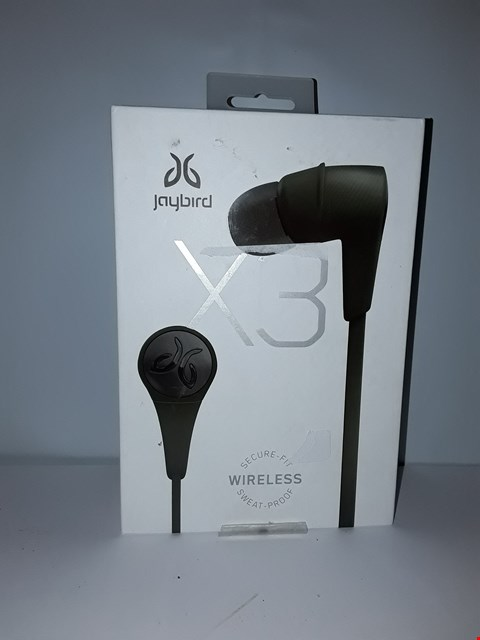 Lot 4061 JAYBIRD SECURE FIT WIRELESS EARPHONES