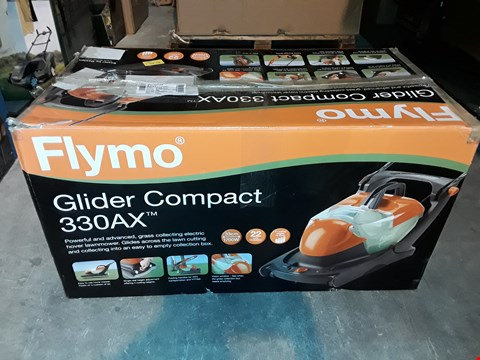 Lot 3232 FLYMO GLIDER COMPACT 330AX LAWNMOWER