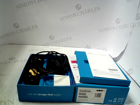Lot 5547 NOW TV SMART STICK  RRP £39.99