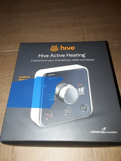 Lot 8087 HIVE ACTIVE HEATING FROM MOBILE, TABLET, LAPTOP