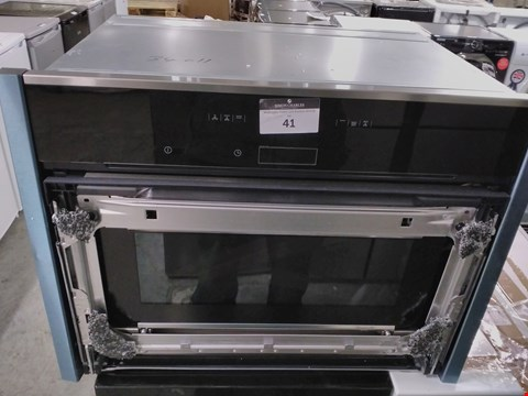 Lot 41 NEFF INTEGRATED SINGLE OVEN