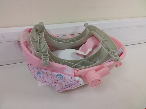 Lot 901 BABY ANNABELL MY FIRST BABY ANNABELL PRAM  RRP £20.99