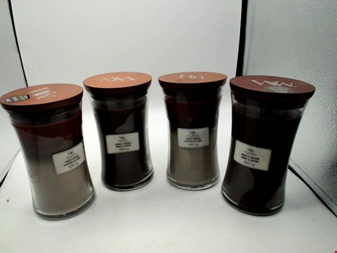 Lot 1083 BOXED 2 SETS OF 1 LARGE HOURGLASS TRILOGY FOREST RETREAT AND 1 LARGE HOURGLASS AMBER AND INCENSE