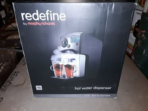 Lot 702 MORPHY RICHARDS REDEFINE HOT WATER DISPENSER