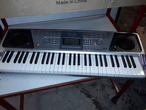 Lot 12758 ROCKJAM KEYBOARD RJ-661