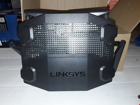 Lot 12324 LINKSYS WRT32X-UK AC3200 DUAL-BAND WI-FI GAMING ROUTER