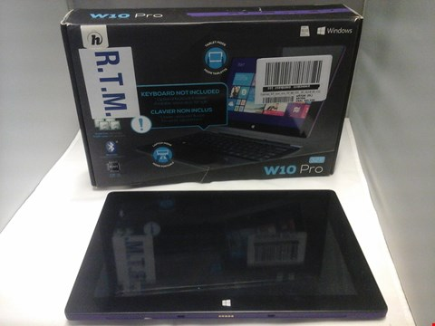 Lot 1016 BOXED HIPSTREET W10 PRO TABLET  RRP £259