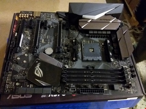 Lot 12 ASUS X370-F GAMING MOTHERBOARD
