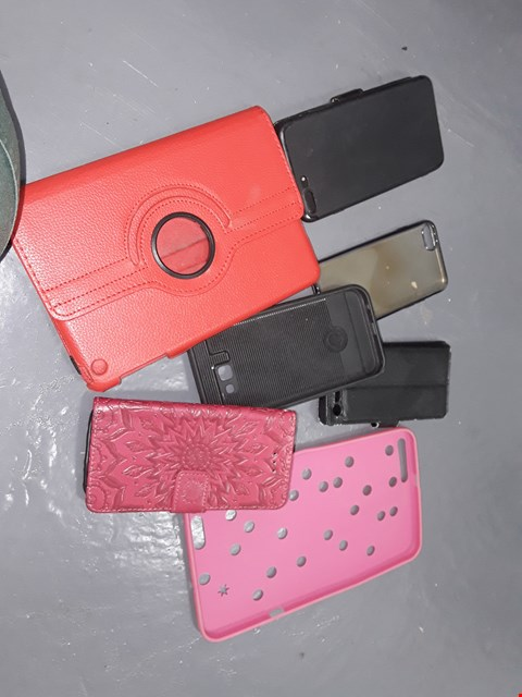 Lot 4059 BOX OF PHONE CASES & TAB CASES