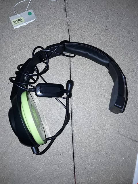 Lot 2533 STEALTH SX-02 WIRED GAMING HEADSET