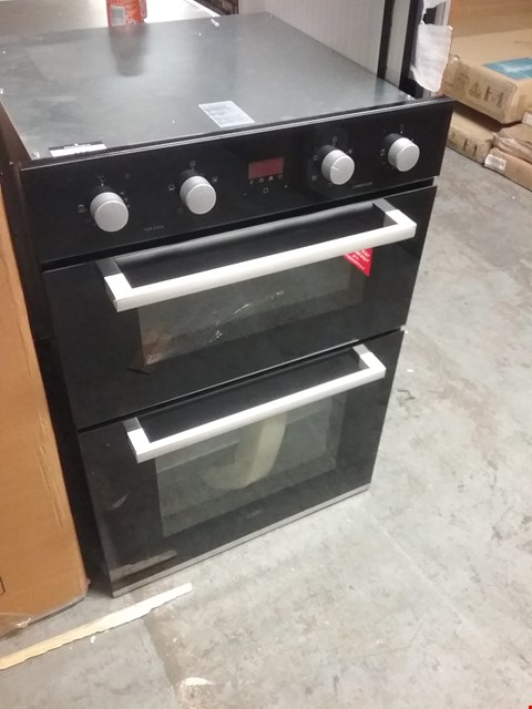 Lot 125 90CM BUILT-IN ELECTRIC DOUBLE OVEN
