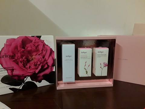 Lot 7020 BOXED JURLIQUE ROSE MOISTURE PLUS ESSENTIALS