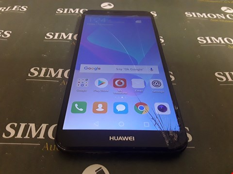 Lot 1716 HUAWEI Y6 16GB ANDROID SMARTPHONE