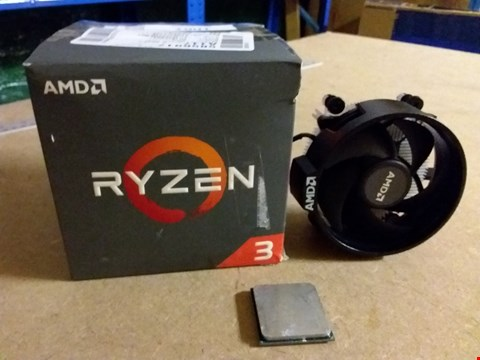 Lot 1001 AMD RYZEN 3 1200 PROCESSOR