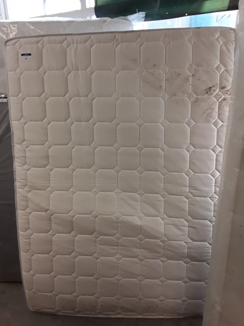 Lot 49 UNBAGGED 135CM DOUBLE MATTRESS