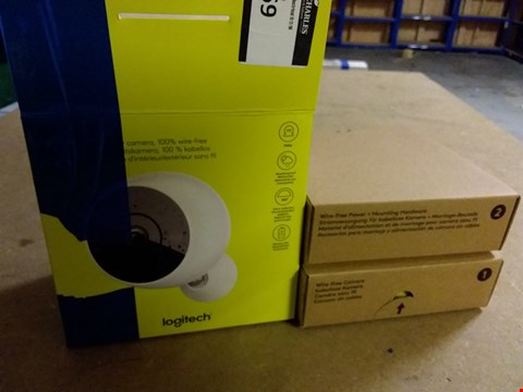 Lot 969 LOGITECH CIRCLE 2 INDOOR/OUTDOOR SECURITY CAMERA