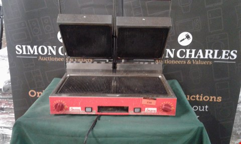Lot 140 SIRMAN PANINI GRILL COMMERCIAL