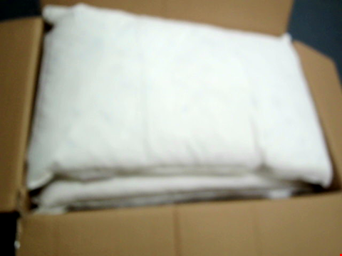 Lot 1226 DUCK FEATHER AND DOWN PILLOW PAIR - MEDIUM