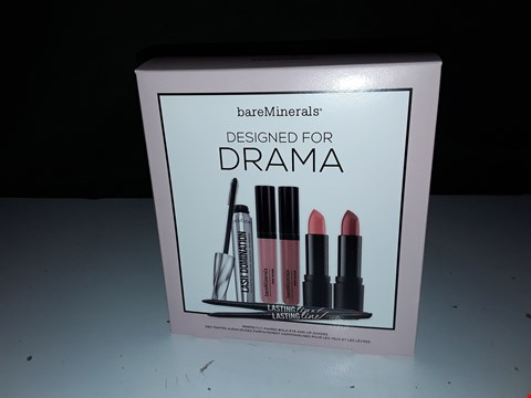 Lot 1358 BAREMINERALS 7 PIECE DESIGNED FOR DRAMA MAKE-UP COLLECTION