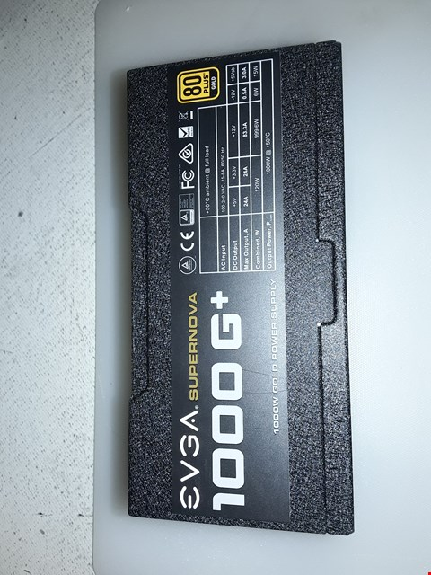 Lot 4012 EVGA 1000G + POWER SUPPLY